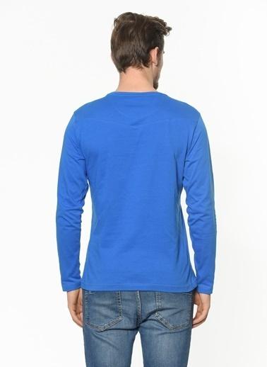 Cazador Sweatshirt Mavi